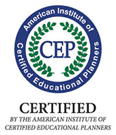 Logo American Institute of Certified Education Planners