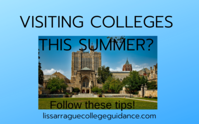 Visiting Colleges this Summer?