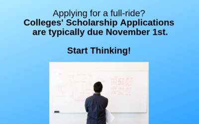 Planning to Apply for Tuition-free Scholarships?
